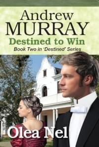 Book Cover of Andrew Murray Destined to Win
