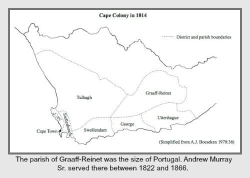 The parish of Graaff-Reinet in 1814