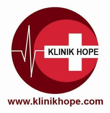 Klinik Hope is wholly owned by Hope Matrix Sdn Bhd