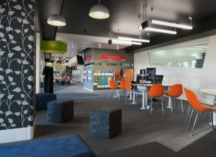 Machin Designs Architects and Interior Designers Murdoch University Student Centre