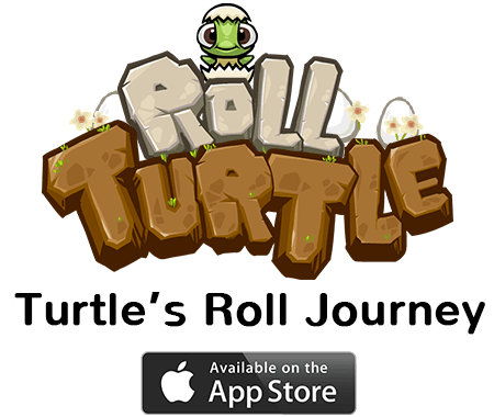 Roll Turtle Title