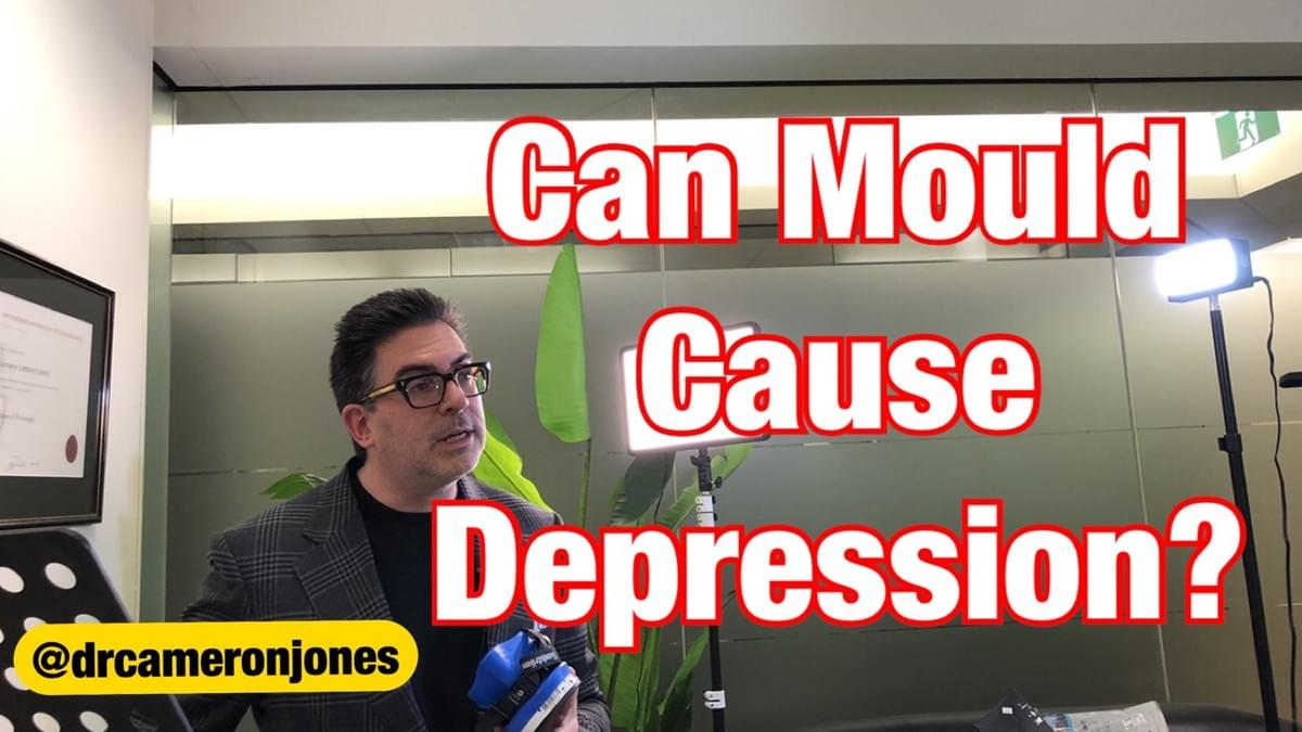 Link to youtube video talking about 'can mould cause depression?'