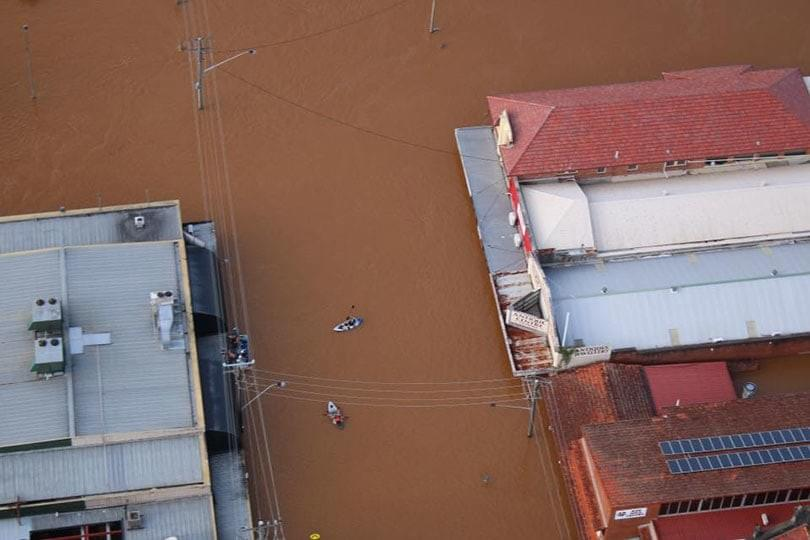 Flood devastation after ex-cyclone Debbie wrecks havoc in Australia and then comes the mould.