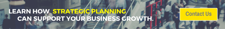 Learn how Strategic Planning can support your business growth