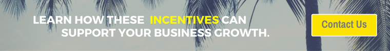Learn how these incentives can support your business growth