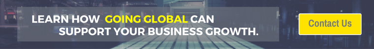 Learn how going global can support your business growth