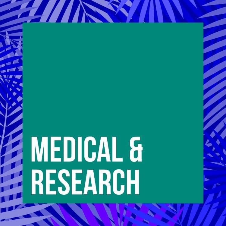 MEDICAL & RESEARCH: Hospital & Laboratory Services; Medical Tourism; and Research & Development