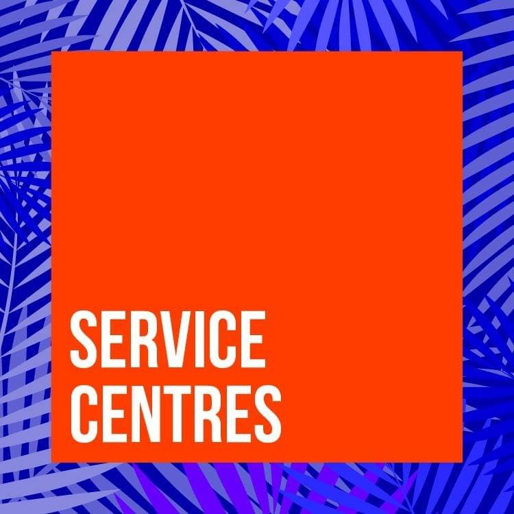 SERVICE CENTRES: Contact & Call Centres; Telemarketing Centres, and Educational & Training Services