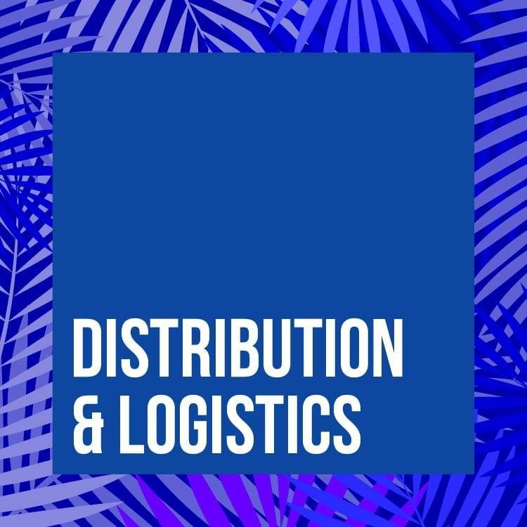 DISTRIBUTION & LOGISTICS: Assembly, Bottling & Packaging Operations of Products for Export; Commercial & Mercantile Distribution of Products Manufactured in Puerto Rico for Jurisdictions Outside Puerto Rico; and Storage & Distribution Centres