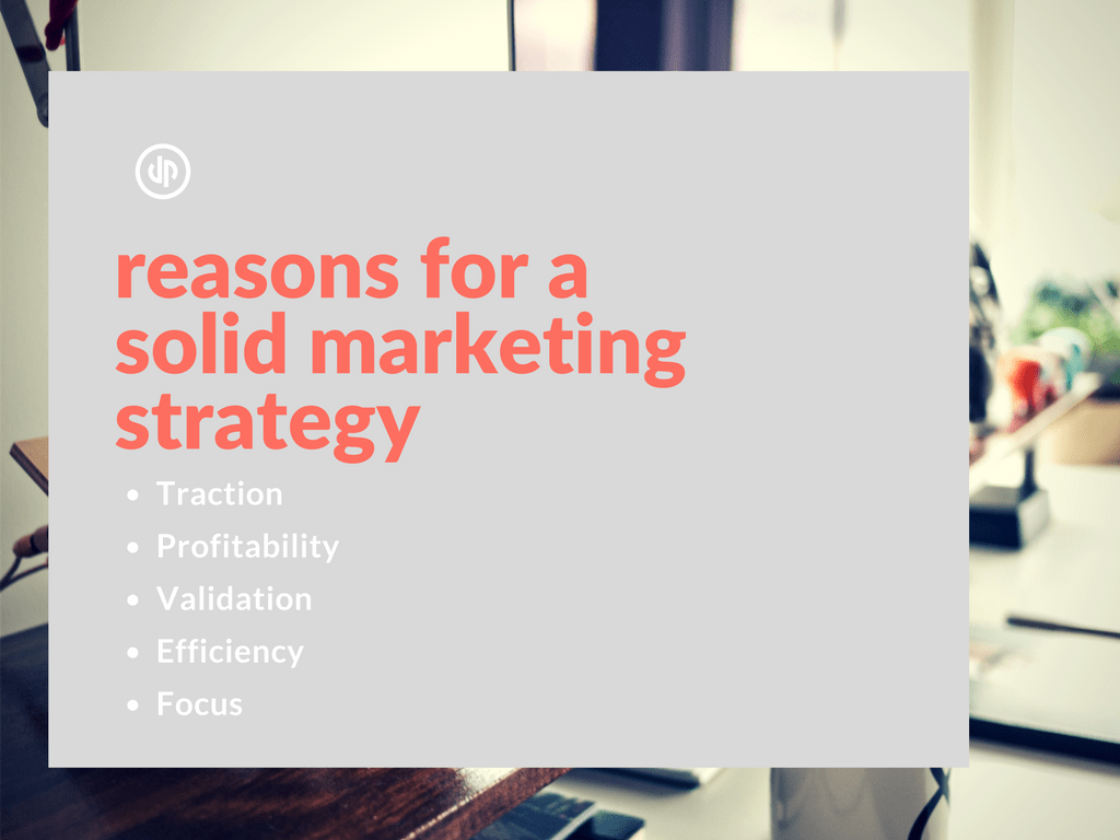 5 Reasons on Why You Needs a Solid Marketing Strategy for Growth - checklist