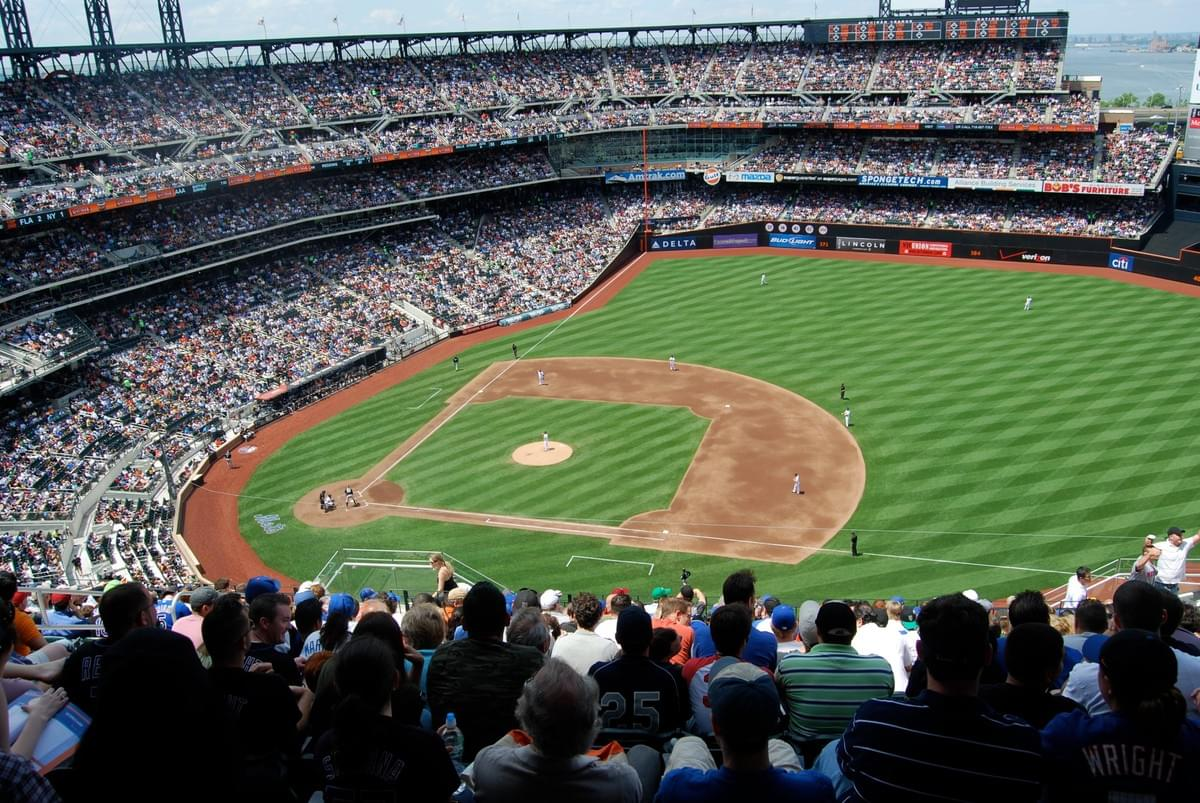 The New York Mets Stadium
