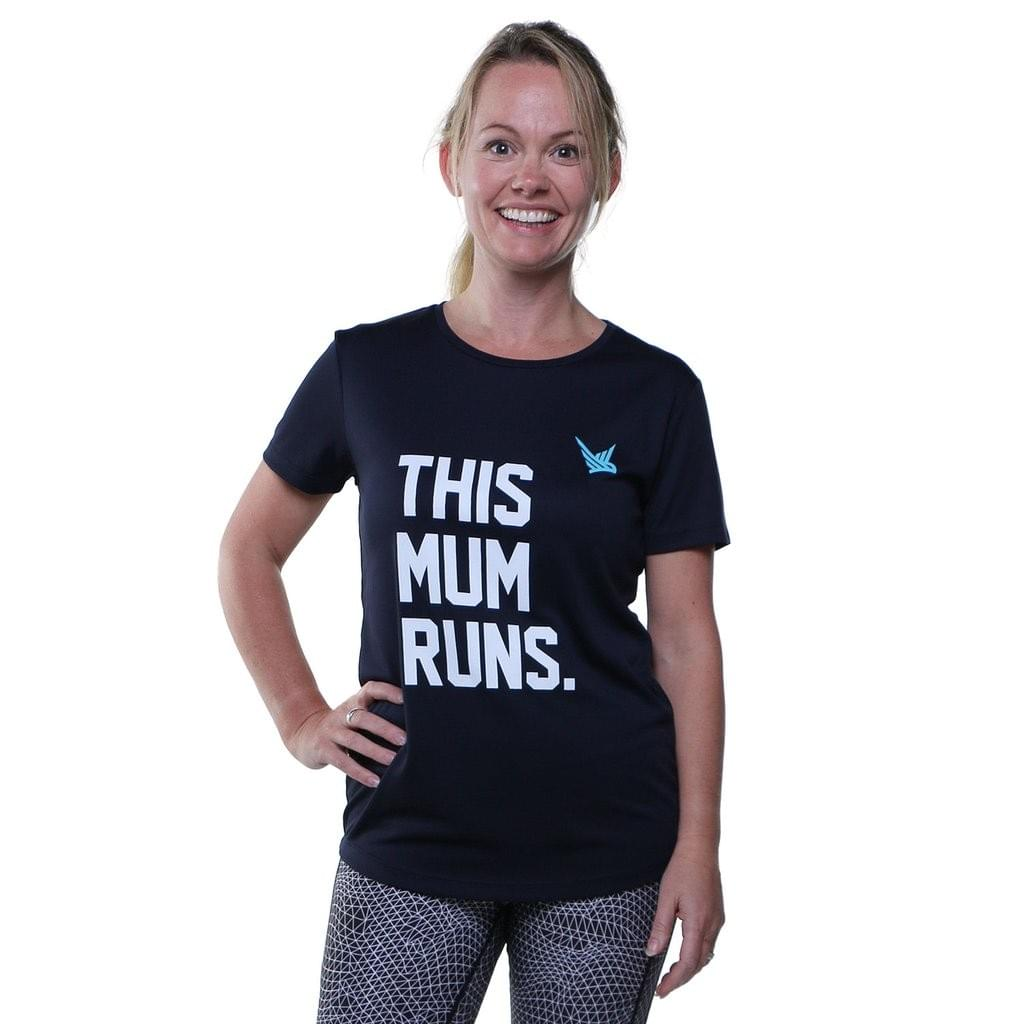 This Mum Runs Running Tee