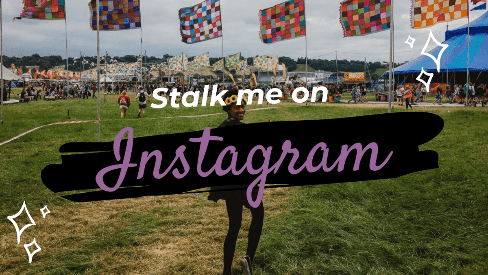 Stalk me on Instagram Cultures Uncovered