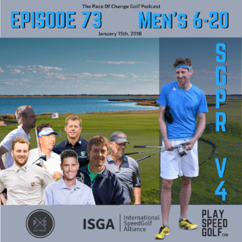 The Pace Of Change Golf Podcast Ep 073