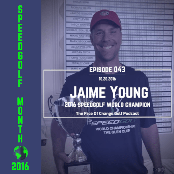 Pace Of Change Golf Podcast Episode 043