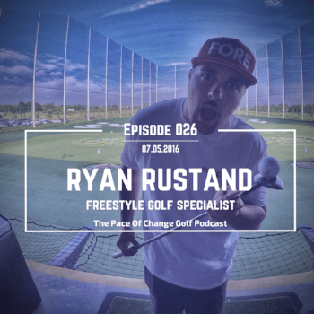 Ryan Rustand @coach_rusty on Instagram | The Pace Of Change Golf Podcast