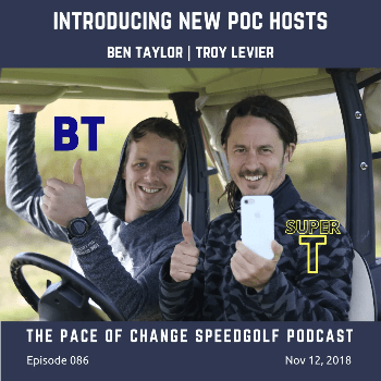 The Pace Of Change Golf Podcast Ep 086