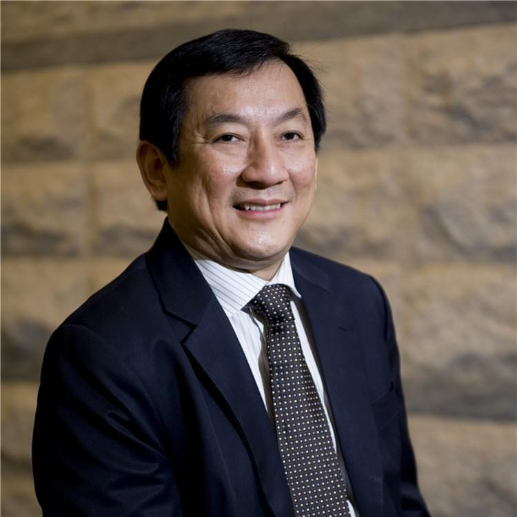 DR JANSON YAP, CHAIRMAN USQ SINGAPORE ALUMNI CHAPTER, REGIONAL MANAGING DIRECTOR OF DELOITTE SOUTH EAST ASIA