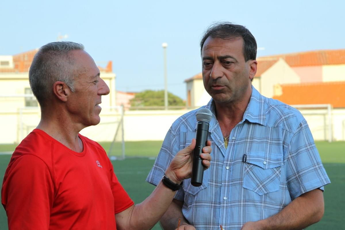 intervista Mauro Lazzari - La Maddalena TV