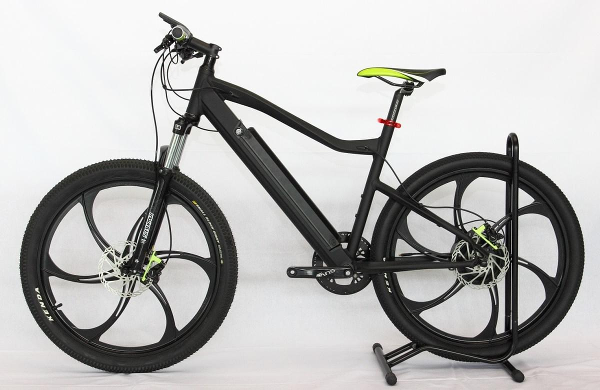 26' 27.5' 29' ELECTRIC MTB hybird li-ion battery