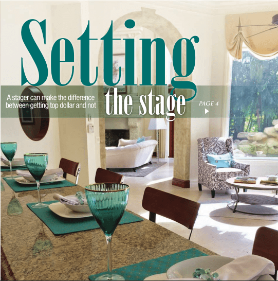 Palm Beach Staging and Designs