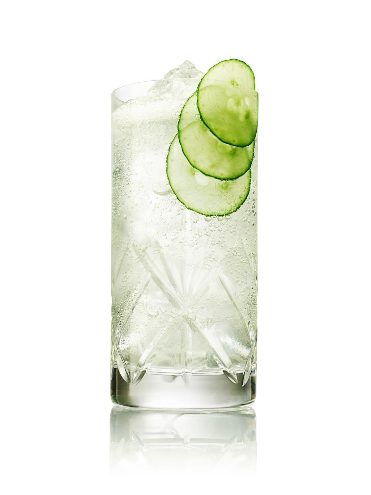 Hendricks & Tonic