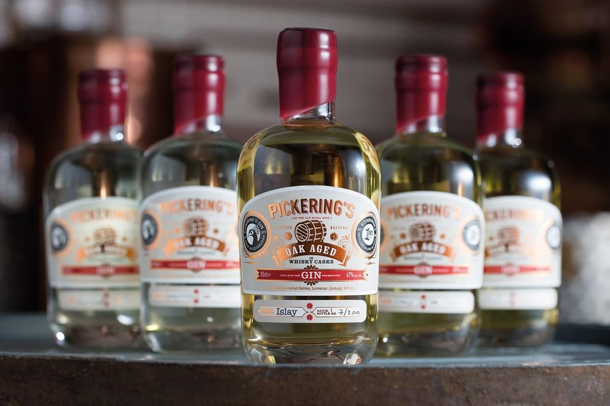 Pickering's Barrel Aged Gin