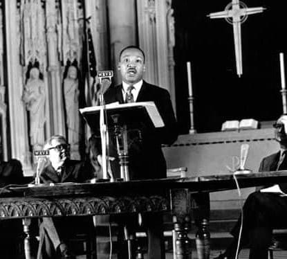 Martin Luther King Riverside Church Speech