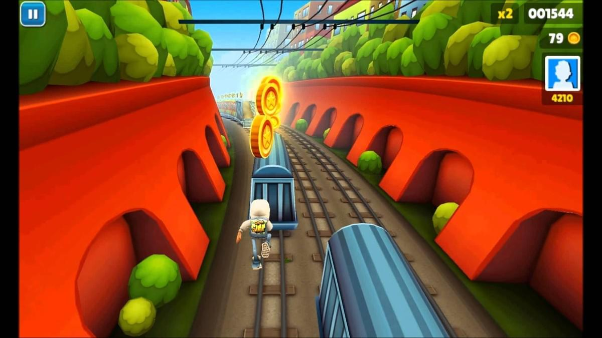 Online Subway Surfer for PC Installation