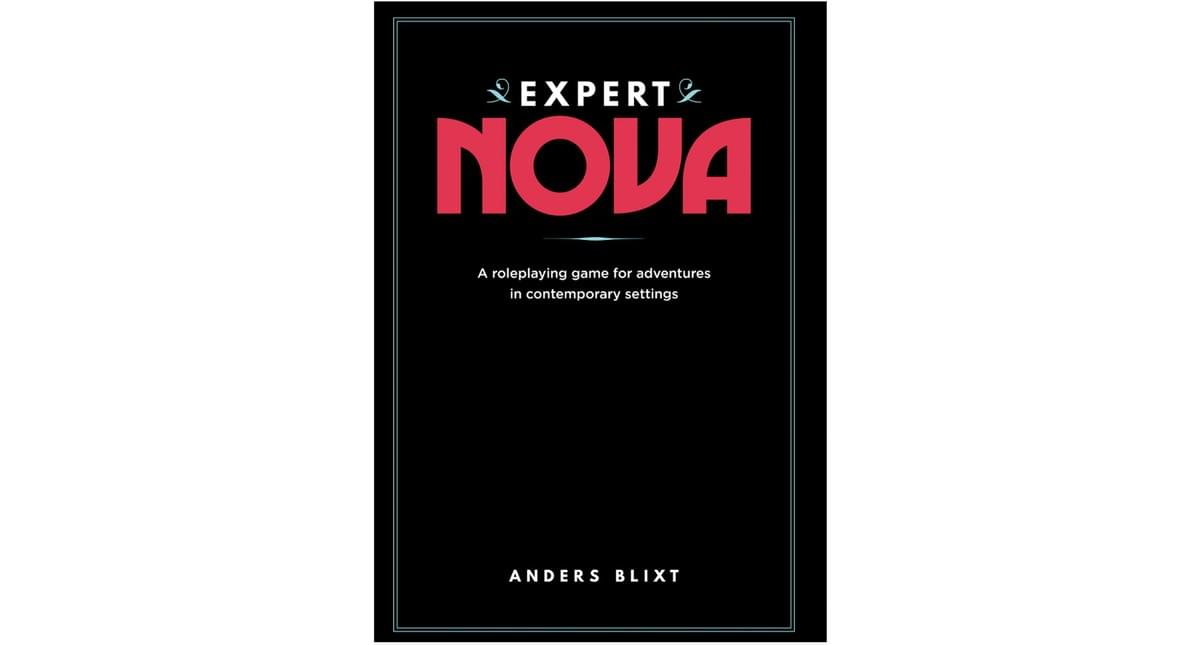 Expert Nova, Anders Blixt, intervju, Basic Roleplaying, BRP, RuneQuest, Call of Cthulhu