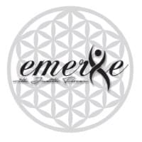 Emerge with Judith Logo