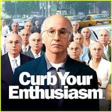 Curb Your Enthusiasm on HBO