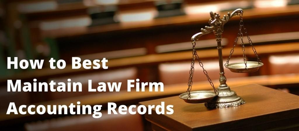 law firm accounting