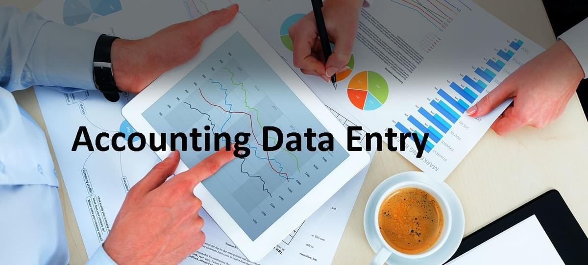 Accounting Data Entry