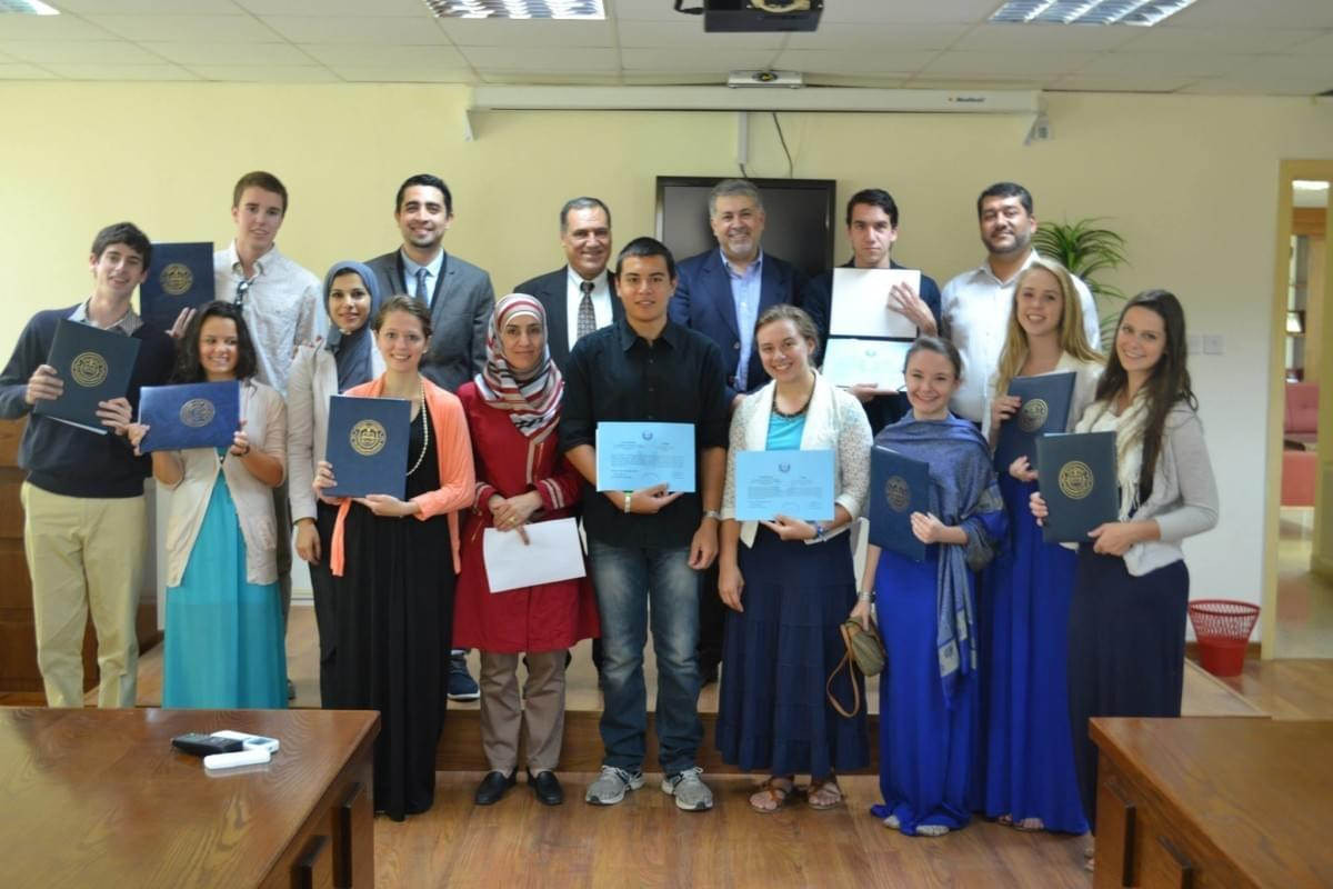 Waed Athamneh founds an Arabic Studies Summer Program