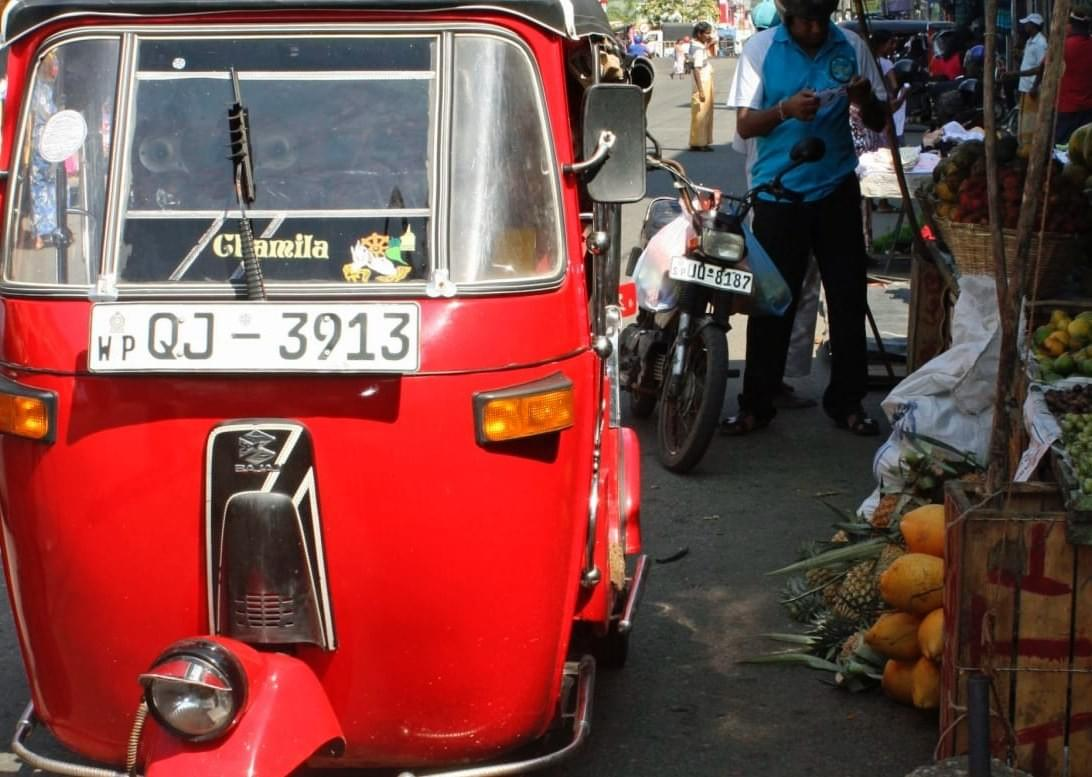 Tuk Tuk and Tours, BoBo's Ahungalla, Sri Lanka