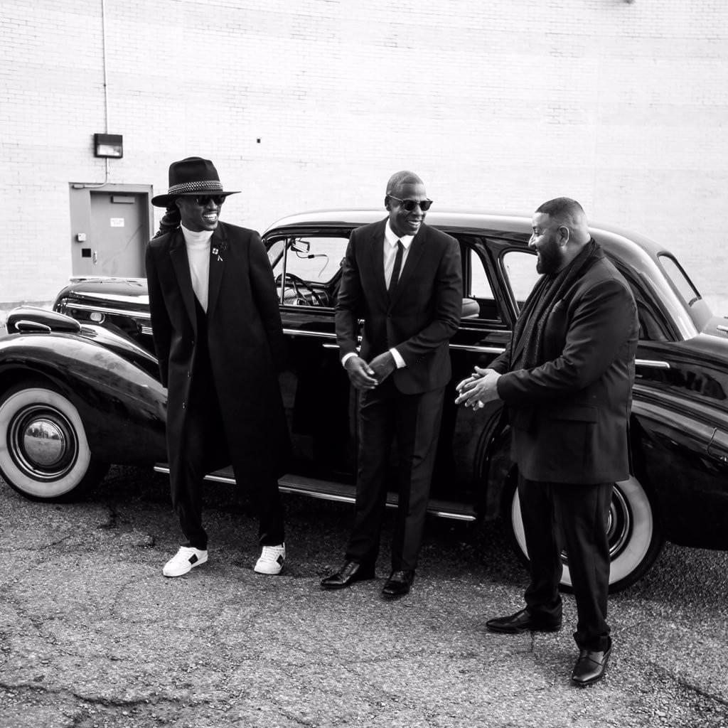 Jay Z, DJ KHALED, Future, GOT THE KEYS