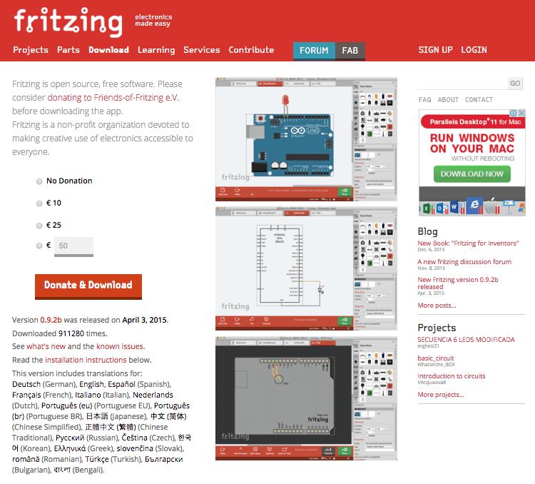 Fritzing - ESPresso Lite V2 0