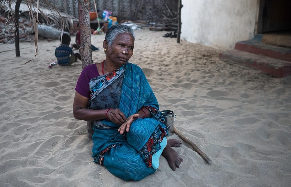 Abandoned Women of India