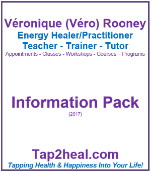 Tap2Heal - Energy healer for anxiety, stress, pains - Wexford