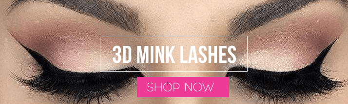 Shop our  Line of 3D Lashes