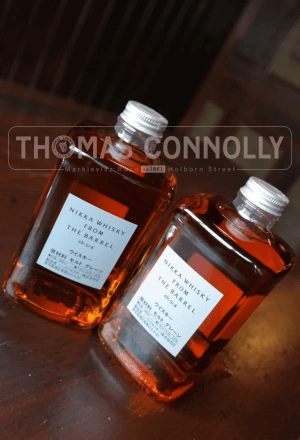 Nikka Japanese whisky at Thomas Connolly's Sligo
