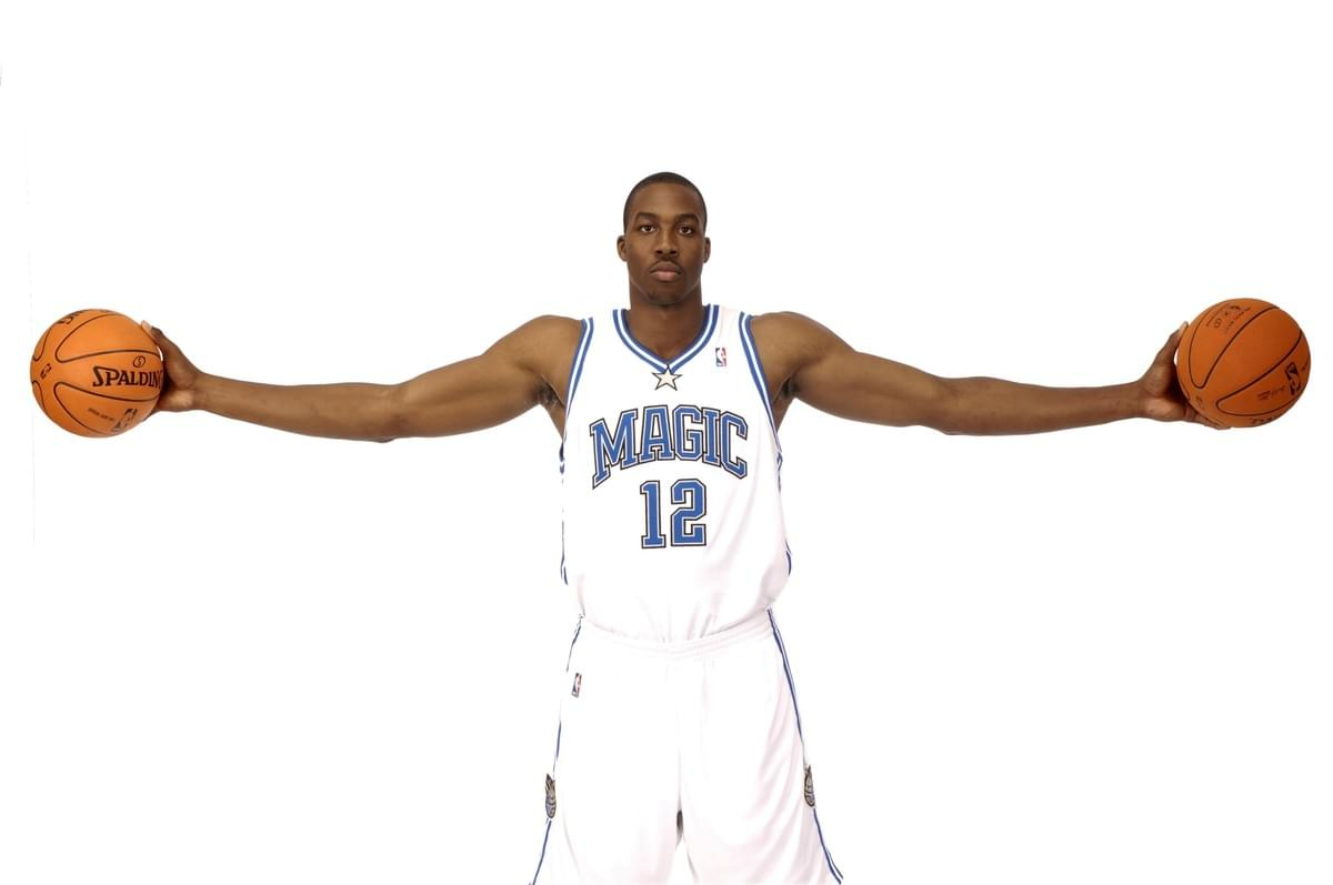 Dwight Howard - Copyright 2006 NBAE/Photo by Fernando Medina/NBAE