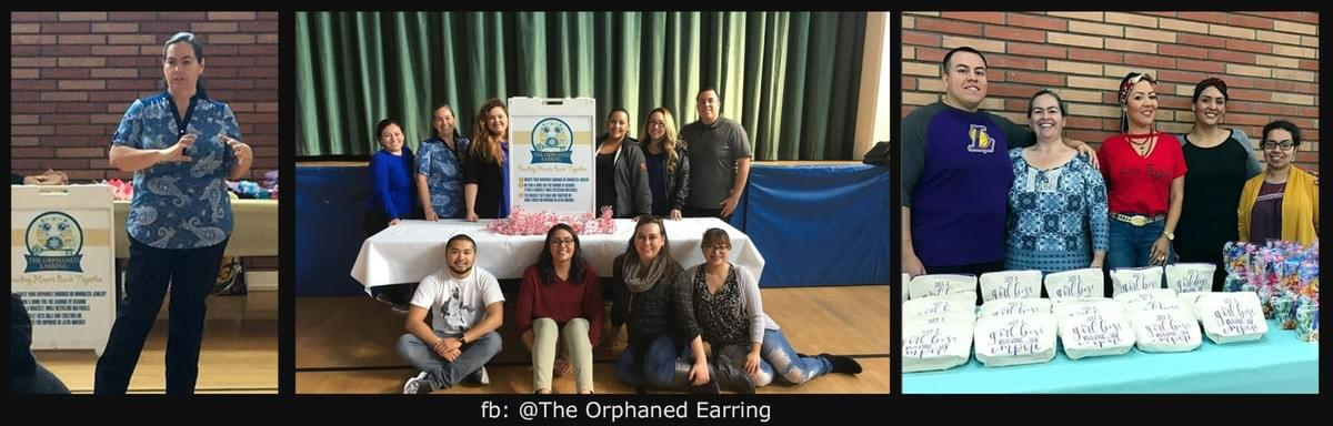 The Orphaned Earring Community Events