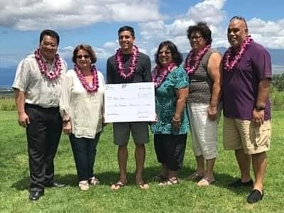 Mahalo Dignitaries For Your Support