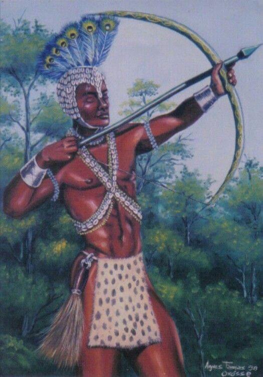 The Tarot of Eli- The Four 10's: New Orleans Voodoo Tarot