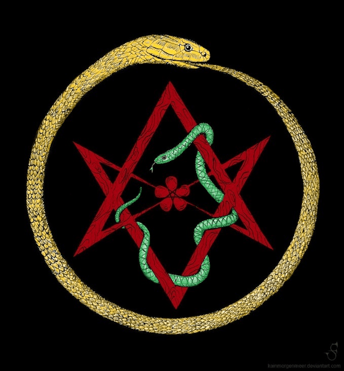 The Tarot of Eli: The wheel of fortune - Thoth tarot Qabalah