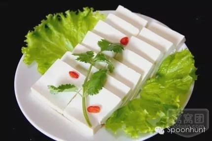 Best Chinese Hot Pot Tofu Ingredients Soft Tofu 嫩豆腐