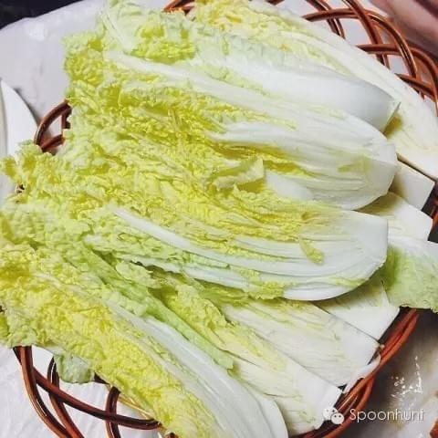 Best Chinese Hot Pot Vegetable Ingredients Baby Cabbage 娃娃菜