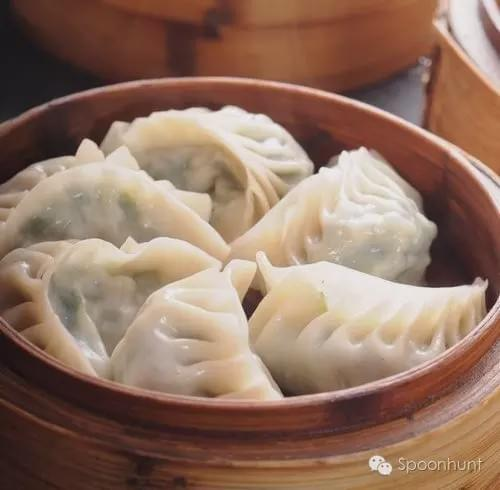 Steamed Jiao Zi 蒸饺 best dumplings in China Spoonhunt